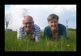 Gerard en Annet Schipper uit Wognum verkopen scharrelvlees