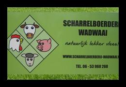 Contactgegevens van Scharrelboerderij Wadwaai