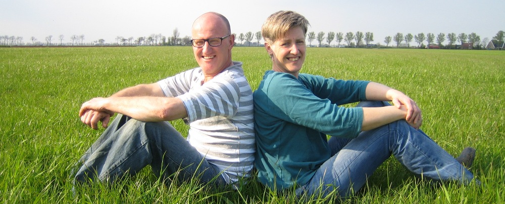 Gerard en Annet Schipper produceren vlees in Wognum